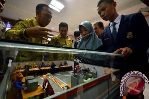Rumah Pintar KPU Makassar Belum Akomodir Difabel