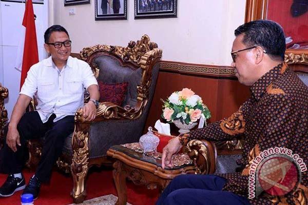 Duta Besar RI Untuk Jepang Kunjungi Bantaeng
