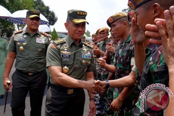 KSAD Tantang Kodam VII/Wirabuana Juarai Ton Tangkas