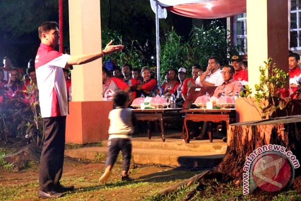 Bupati Gowa Buka Jambore Abdi Merah Putih