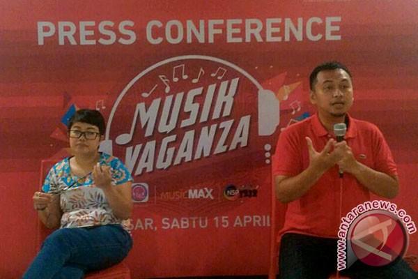 Dukung Musik Indonesia Telkomsel Gelar Musik Vaganza