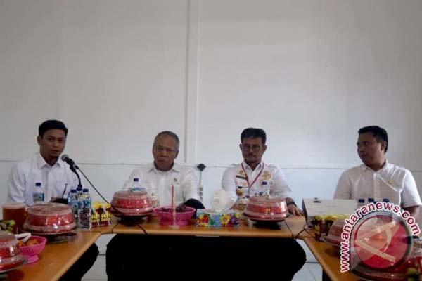 Menteri PUPR Puji Bupati Gowa