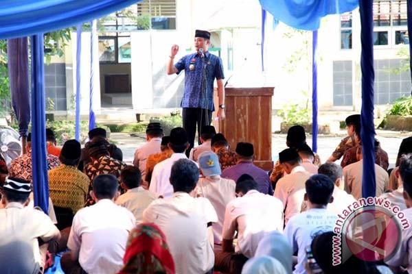 Bupati Gowa Inginkan Kualitas  Qalbu Jumat Ibadah