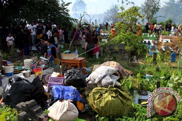Puluhan Rumah Hangus Di Kampung Sapiria Makassar