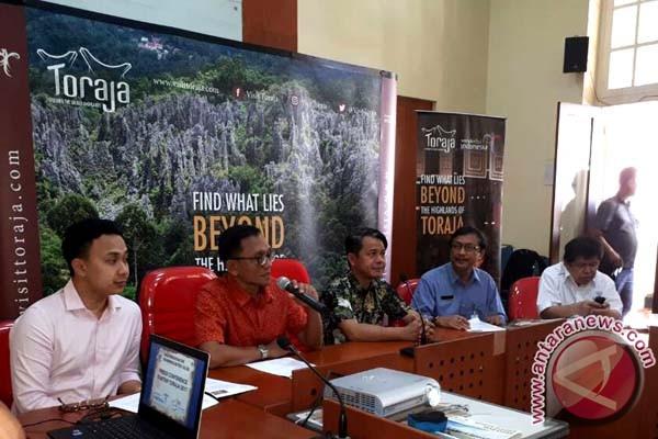 Toraja DMO GelarToraja Familiarization Trip 2017