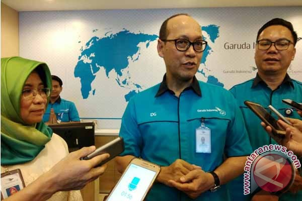 Garuda Buka Kantor Regional Kargo Di KTI