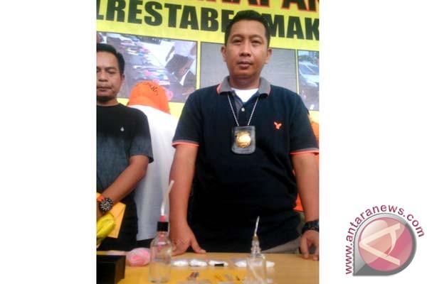 Polrestabes Makassar Kembali Bekuk Bandar Narkoba