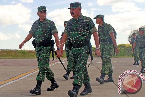 Pangdam : Jumlah Personel Di Pulau Terluar Memadai