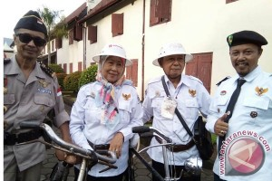 Festival Sepeda Tua Dukung Pariwisata Makassar