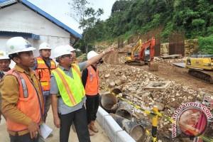 Wagub Tinjau Pembangunan Jalan Layang Maros-Bone