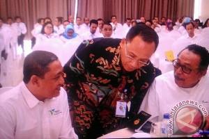 Delapan Perwakilan Gubernur Ikuti Raker Pelindo IV