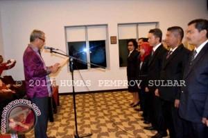 LPJK  Sulbar Diminta Bekerja Profesional Sukseskan Pembangunan