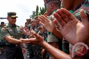 KSAD Disambut Salawat Nabi Di Makassar