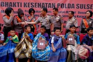 Kapolri Resmikan `Command Center` Polrestabes Makassar