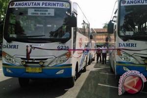 Pemkab Luncurkan Angkutan Damri Jalur Sinjai-Makassar