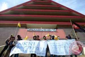 Tabligh Akbar HTI Di Makassar Ditolak