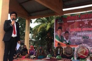 Wabup Buka Diklat GP Ansor Kabupaten Bulukumba