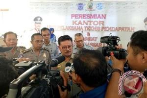 Gubernur Resmikan Operasional Samsat Makassar Di Sudiang