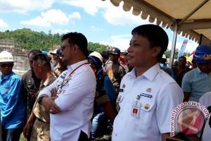 Gubernur: Bendungan Passeloreng Dukung Produksi Padi Sulsel