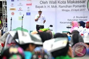 "Wagub Minta Masyarakat Jaga Kebersihan ""CFD"" Boulevard"