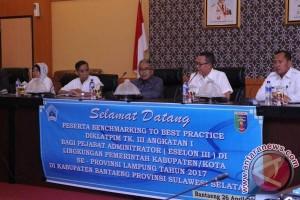 Diklatpim III Lampung Ingin Adopsi Prestasi Bantaeng