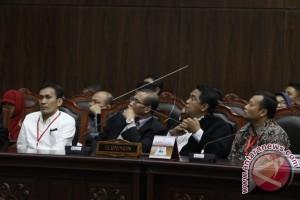 MK Tolak Gugatan Sengketa Pilkada Sulawesi Barat