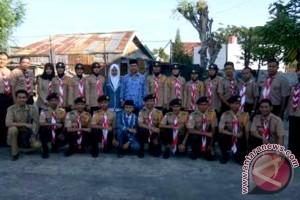 Bulukumba Juara Umum Perkemahan Pramuka Madrasah Sulsel