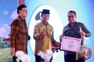 LPPD 2015 Makassar Terbaik Se-Indonesia
