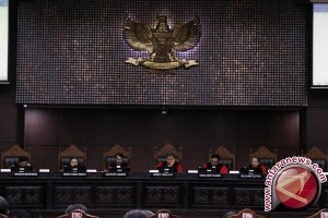 MK kabulkan sebagian gugatan pilkada Bombana