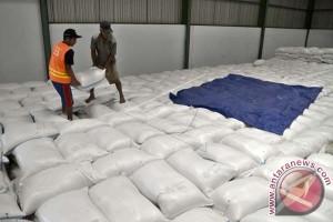 Stok beras di Bulog Mamuju 1.000 ton