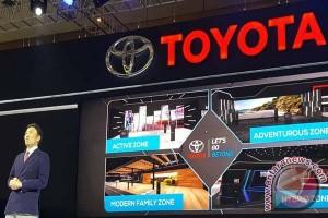 Penjualan New Agya Toyota Capai 2.600 Unit