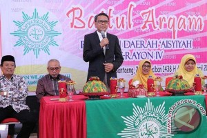 Bupati Bantaeng Buka Baitul Arqam Aisyiyah Rayon IV