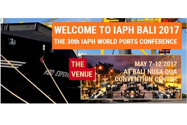 Menteri BUMN Ajak Stakeholder Kemaritiman Hadiri Konferensi IAPH