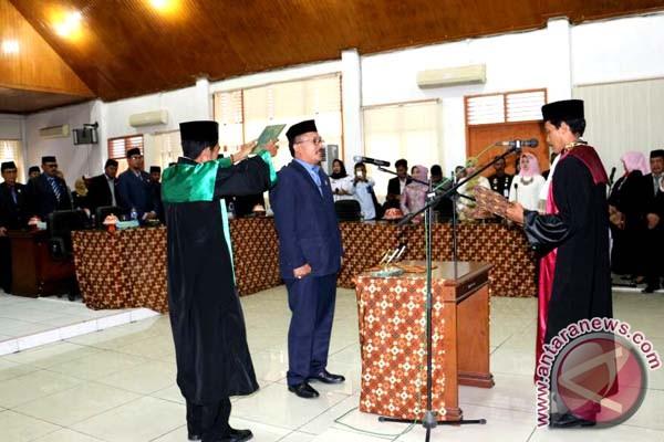 Andi Zulkarnain Pangki PAW Wakil Ketua DPRD Bulukumba