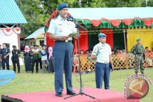 Wabup Sinjai Terima Kasih Kepada TNI
