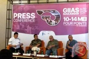 Makassar Jadi Kota Pembuka GIIAS Roadshow 2017