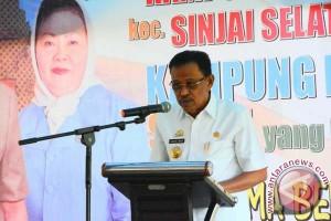 Pemkab Sinjai Canangkan Kampung Keluarga Berencana