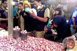 DKP-BPOM Makassar Sidak Pasar Jelang Ramadhan