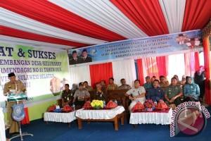 Tim Penilai Lomba Desa Sulsel Kunjungi Bulukumba