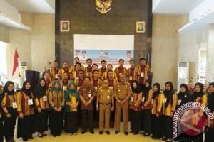 Pejabat Bulungan Kaltara Studi Banding Ke Makassar