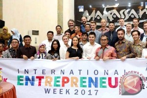 Peserta International Enterpreneur Australia Diundang Hadiri F8