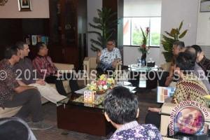 MCA Bangun PLTS Di Pulau Karampuang Mamuju