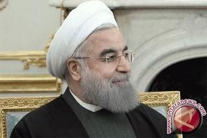 Hassan Rouhani menangi Pilpres Iran