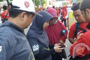 KPU Makassar Sosialisasikan PDB Pilkada Serentak
