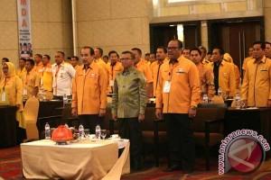 Wagub Ajak Kader Hanura Jaga Keamanan Sulsel