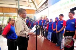 Wagub Lantik Pengurus Perkumpulan Bugis Nusantara Sulsel
