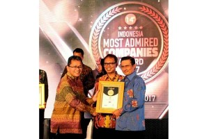 "Astra Agro Raih ""Indonesia Most Admired Companies"""