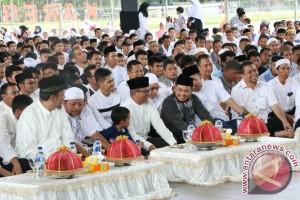 Wagub Sulsel Hadiri Tabligh Akbar PKS