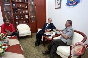 Country Director UNDP Tertarik Pembangunan SDM Sulsel