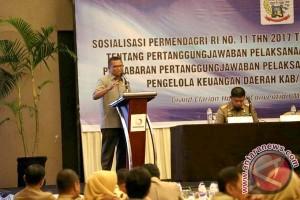 Wagub: Pengelolaan Keuangan Daerah Berorientasi Kepentingan Publik